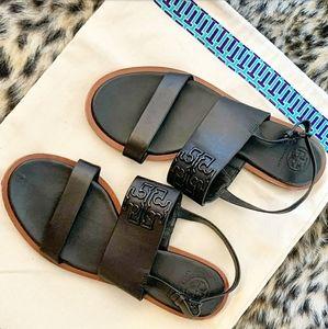 Tory Burch Sandals Black Luxury Tory Burch Sandals